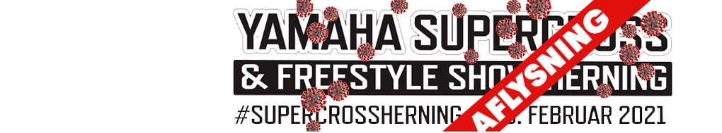 Yamaha SuperCross & Freestye Show Herning